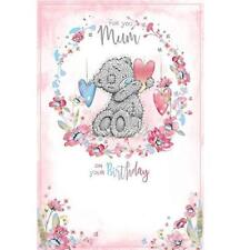 ME TO YOU FOR YOU MUM BIRTHDAY CARD TATTY TEDDY BEAR NEW