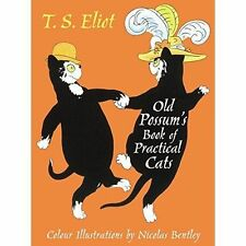 T.S. Eliot Illustrated Non-Fiction Books