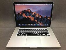 "Apple MacBook Pro Retina 15.4"" Laptop ME293LL/A (October, 2013) 2.0GHz i7 8GB"