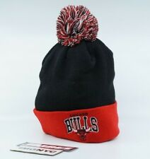 MITCHELL & NESS NEW NBA CHICAGO BULLS BEANIE ADULTS