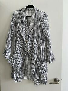 the ark womens clothing lightweight jacket size M pre owned