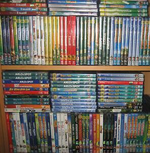 (X10) 1 DVD Walt Disney König der Löwen - Eiskönigin - Dschungelbuch uvm.
