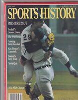 Sports History Mag Premiere 1970 NBA Champs July 1987 070419nonr