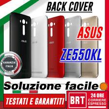 "SCOCCA POSTERIORE ASUS ZENFONE 2 LASER 5,5"" ZE550KL Z00LD BACK COVER ORIGINALE!!"