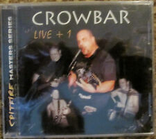 Crowbar - Sludge Metal - LIVE + 1 CD - Reissue - Brand New