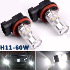Para H11 H8 2323 Lámpara Bombilla LED Luz de Niebla Coche Brillante 2 un. Kit De Conversión De Faros