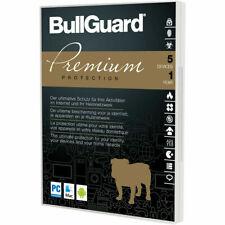 BullGuard Antivirenprogramm Premium Protection, 1 Jahr/5 Geräte