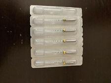 Brasseler Endosequence Biorace Br1 1505 21mm Rotary Files Endodontics