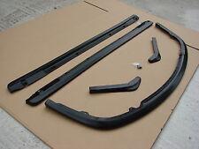 Subaru sti bas ligne body kit, lèvres, splitter, côté jupe extension 06-07 hawkeye
