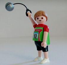 Playmobil jeux olympiques Marteau lanceur de figure