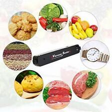 UK Vacuum Sealer Machine Food Saver Sous Vide Packing Kitchen W/ 15 Sealing Bags