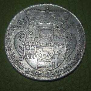 Germany Munster 6 Mariengroschen 1715  Scarce (H355)