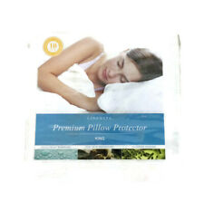 King Size Pillow Protector Premium Waterproof Bed Case Cover Hypoallergenic Soft