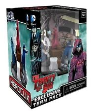 Convention Exclusive The TRINITY OF SIN #WKD-T001 HeroClix LE PROMO Team Pack