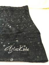 Aztec Rose Size 8 Black Silver Sequins Strapless Top City Beach Surf Shop #388