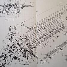 HP Hewlett Packard 8555A Spectrum Analyzer RF Operator & Service Manual