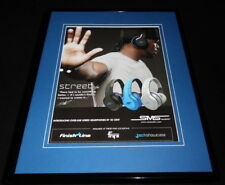 50 Cent 11x14 Facsimile Signed Framed 2012 SMS Audio Advertising Display