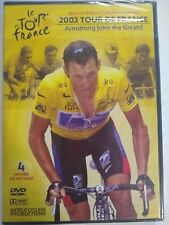 New Tour de France 2003 4 Hr Collector's Edition-Sealed!