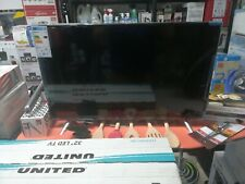 "UNITED TV LED 32""SMART TV WIFI DVB-T2 SAT CI+ MPEG HDMI USB DV3 T2 H265 NETFLIX"