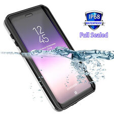 Shockproof Waterproof Case for Samsung Note 8, with Kickstand & Floating Strap