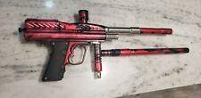 Wdp 2K Warped Sportz Dark Angel Lcd Paintball Gun Marker Rare Og Vintage Cocker