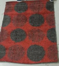 NEW Delta Rug, Red, 120 x 160cm
