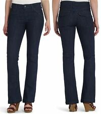 Levi's Jeans, Stretch Demi Curve Bootcut-Leg, Resin Rinse Press - MSRP $58