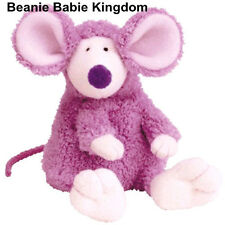TY BEANIE BABIE * RATZO * THE PURPLE RAT