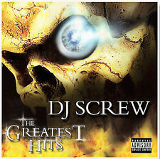 DJ Screw - Greatest Hits - DJ Screw CD