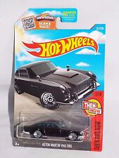 Hot Wheels 2016 Target Spring Card Then And Now #101 Aston Martin 1963 DB5 Black