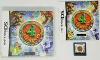 4 Elements - Nintendo DS - complete- VGC - Fast Free P&P