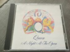 QUEEN A NIGHT AT THE OPERA CD RHAPSODY BEST FRIEND MY CAR PROPHETS LOVE OF MY