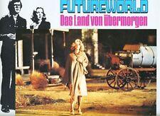 Futureworld - Das Land von übermorgen ORIGINAL AH-Foto