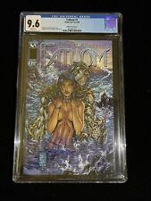 1998 Fathom #1, Image/Top Cow, 8/98 CGC 9.6, Killian Variant Cover, 1022