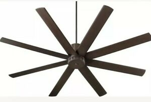 "Quorum 72"" Proxima Oiled Bronze Indoor Rated Ceiling Fan"