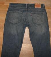 """WOW!!! LEVI`S 511 Herren- JEANS / LEVIS Blue-Jeans in blau W33"""" /L32"""""""
