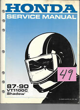 Honda c70 in other ebay honda 1987 90 vt1100c shadow service manual 49 fandeluxe Image collections