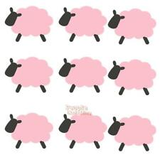 Lovely Sheep Removable Decal Art Mural Wall Sticker Home Room DIY Decoration
