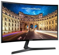 "Samsung Curved Monitor C24F396FHU  EEK A 59.8 cm (23.5"") 1920 x 1080 Full HD LED"