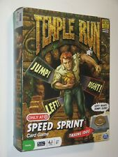 Temple Run Speed Sprint Card Game NEW Target exclusive talking idol family