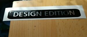 DESIGN EDITION Sticker/Decal - HIGH GLOSS DOMED GEL FINISH x1 other colours