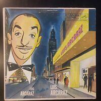 """Luis Arcaraz """"Canta a Luis Arcaraz"""" Vinyl Record LP"""