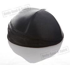 5 Black Satin Kippah Yarmulke Tribal Jewish Yamaka Kippa Israel Hat Covering Cap