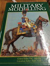 ENCYCLOPEDIA OF MILITARY MODELLING. Vic Smeed & A Gee. 1996. Fully Illustrated.