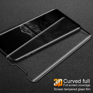 3D Curved Full Tempered Glass For Huawei Mate 20 30 Pro X Lite Screen Protector