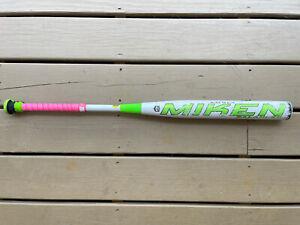 Miken Freak PT 34/27 Composite Slowpitch Softball Bat Has ASA Stamp
