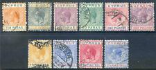 Cyrpus King George 5th 1921-23 Script CA set to 2¾pi good used (2017/06/16#05)