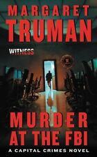 Murder at the FBI (Paperback or Softback)