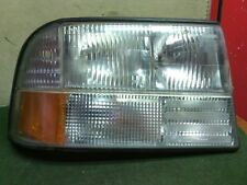 1998 - 2001 Oldsmobile Bravada RH PASSENGER without integral fog light Used OEM