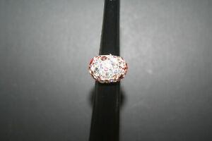 Swarovski Pink Chic Ring